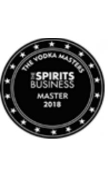 "Vodka ""White Keys"" Vodka Master 2018"